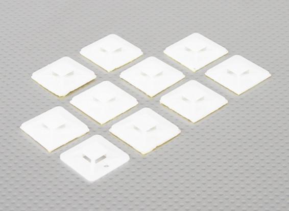 Kabelbinder Anker Selbstklebende Medium Size - 10pcs / bag