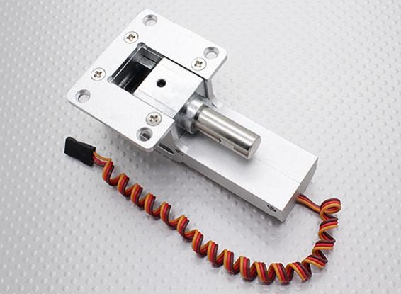 Alle Metall Servoless 90 Grad einfahren für große Modelle (10 ~ 12 kg) w / 10mm Pin