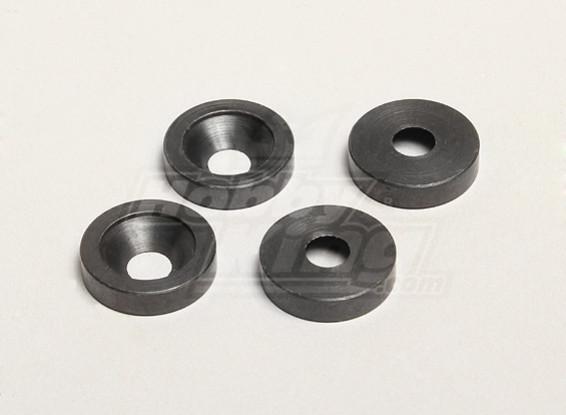 Motorschraube Abstandshalter (4 Stück) - Turnigy Twister 1/5
