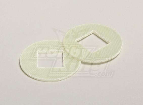 Bremsscheibe (2 Stück) - Turnigy Twister 1/5