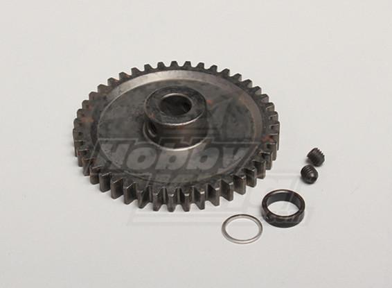 Metall Spur Gear 43T - Turnigy Titan 1/5