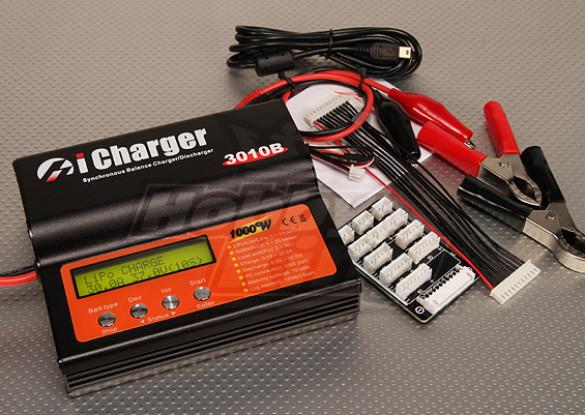 iCharger 3010B 1000W 10s Balance / Ladegerät