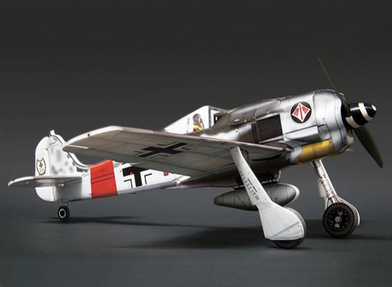 MicroAces Focke Wulf 190 Micro Flugzeug Depron Standard Kit (ARF)