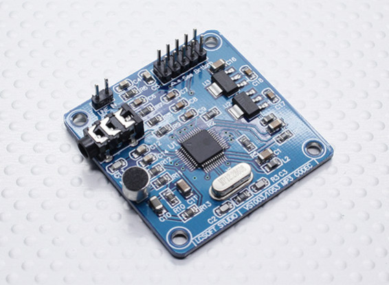 Kingduino Kompatible MP3 / On-Board-Mikrofon Recorder Sound-Modul