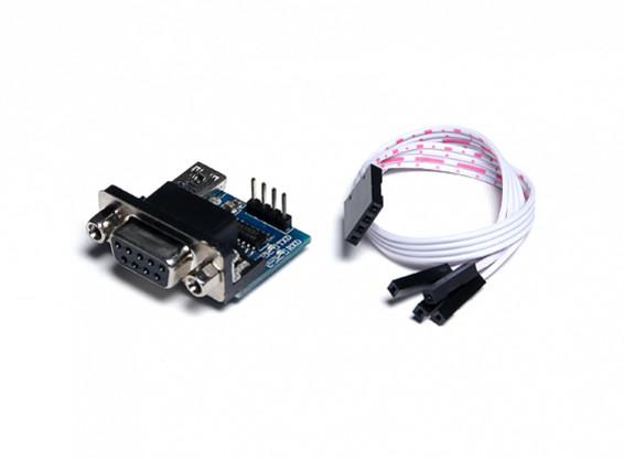 Kingduino Kompatible USB-zu-Seriell-Konverter V1.2 RS232 JY-R2T
