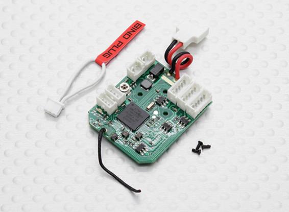 Hauptplatine - Walkera Super-CP Micro 3D Hubschrauber