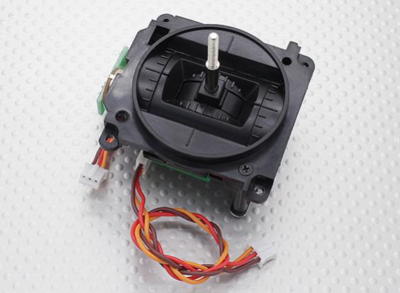 Transmitter Gimbal-Set (rechts) - Turnigy 9XR Transmitter Mode 2