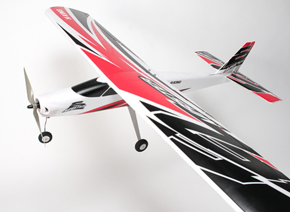Hobbyking ™ EZ Master Trainer EPO 1230mm w / Motor (ARF)