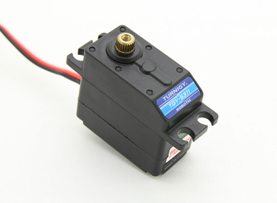 Turnigy TGY-S311 180 ° Digital-Roboter Servo 3.8kg / 0.12sec / 27g
