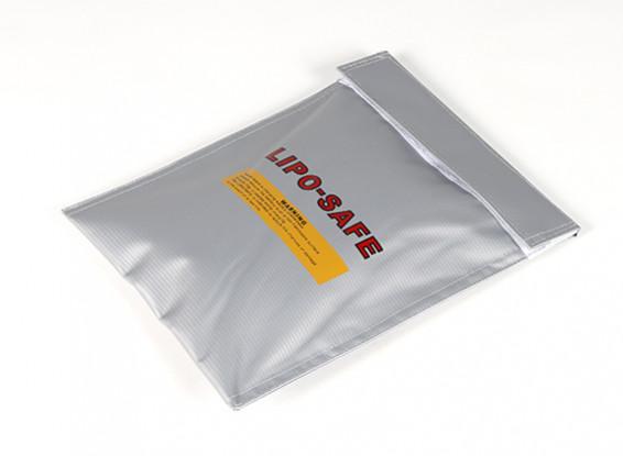 Jumbo-Lade-Schutzhülle für Lithium-Polymer-Akkus 250x330mm