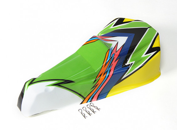 Printed Body mit Decals - A2033