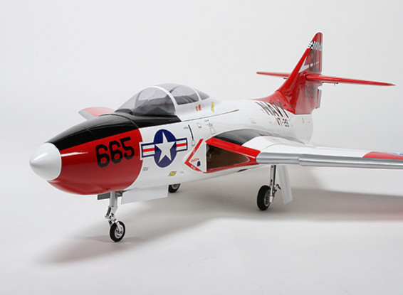 F9F-8 Cougar 90mm EDF Composite-1100mm (PNF)