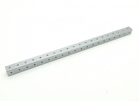 RotorBits Pre-Drilled eloxiertes Aluminium Construction Profil 200mm (Gray)
