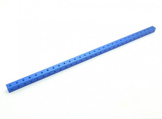 RotorBits Pre-Drilled eloxiertes Aluminium Construction Profil 300mm (blau)