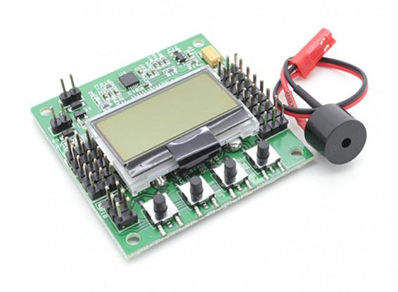 Hobbyking KK2.1 Multi-Rotor LCD Flight Control Board mit 6050MPU und Atmel 644PA