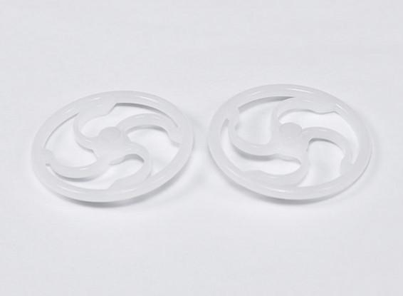 Gws ultraleichte Räder (2pc 25mm)