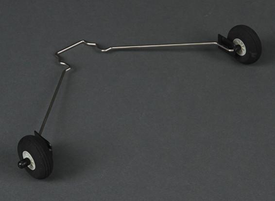 HobbyKing® Bix3 Trainer 1550mm - Ersatz-Fahrwerk