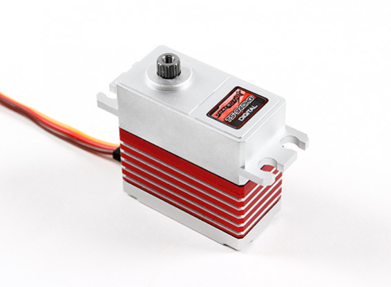 Track TS-940HG Brushless Digitale Stirnradgetriebe High Torque Servo 25kg / 0,1 s / 72g