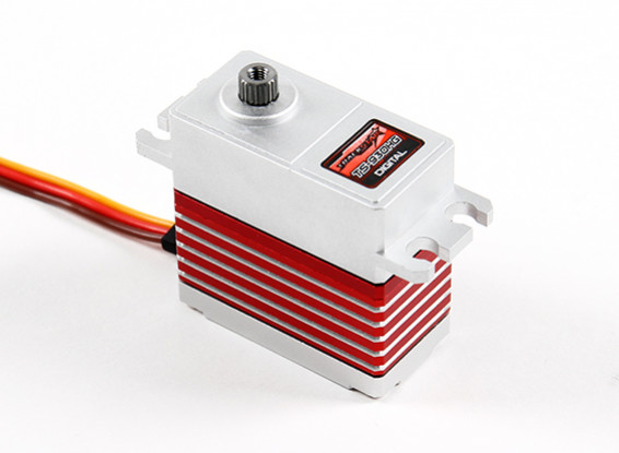 Track TS-930HG Brushless Digitale Stirnradgetriebe High Speed ​​Servo 17kg / 0.07sec / 72g