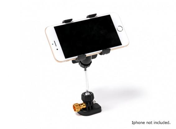 Smartphone Sender Montagehalterung (Schwarz)