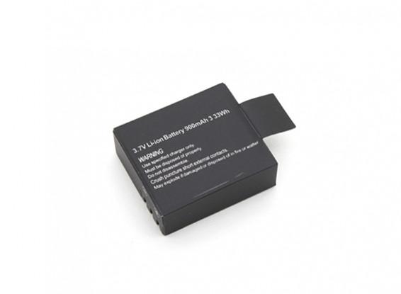 Ersatzakku - Turnigy ActionCam 1080p Full HD-Videokamera