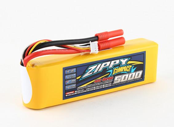ZIPPY Compact 5000mAh 3s 40c Lipo-Pack