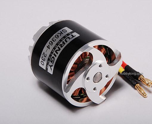 TGY AerodriveXp 160 SK Series 63-64 230 kV / 3150W
