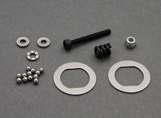 BSR Racing M.RAGE 4WD M-Chassis - Diff. Wartungs-Kit