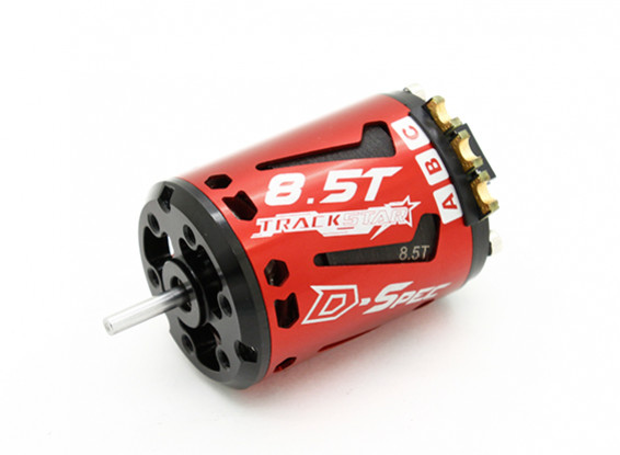 Track D-Spec 8.5T Sensored Brushless Motor Drift