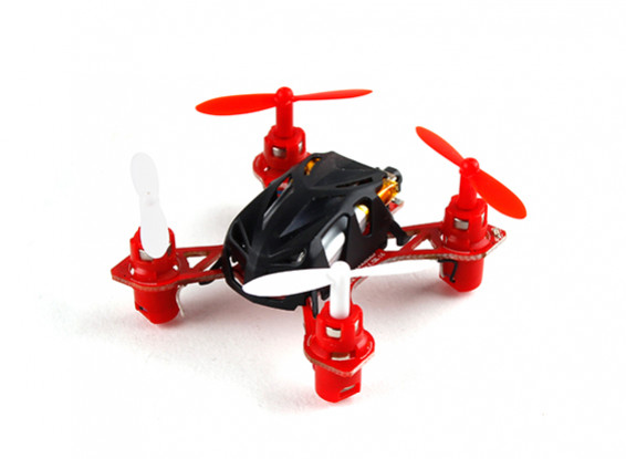 WLToys V272 2.4G 4CH Quadcopter rote Farbe (Ready to Fly) (Mode 2)
