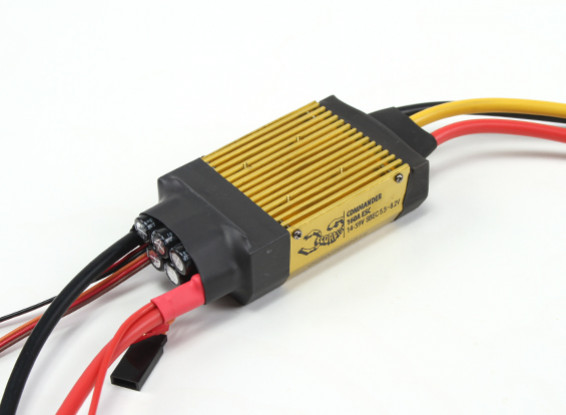 Scorpion Commander V 59V 160A ESC (SBEC)