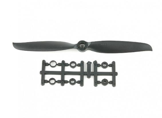 TGS Precision Folding Propeller 6x3 Schwarz (1pc)