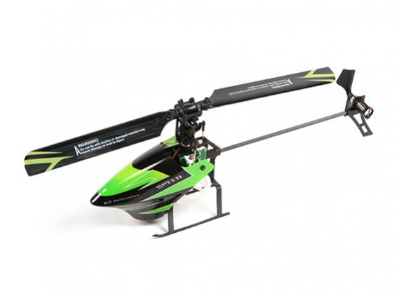 WL Toys V955 Sky Dancer 4CH Flybarless Hubschrauber bereit 2,4-GHz-to Fly