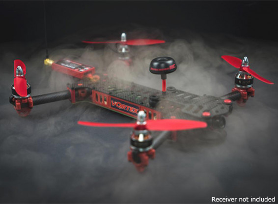 ImmersionRC Vortex 285 PNF FPV Racing Quad (Rennen Motor Ver)