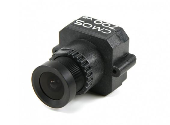 Fatshark 700TVL CMOS FPV Kamera V2 NTSC / PAL