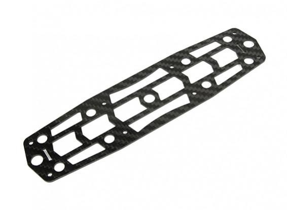 DIATONE Blade-250 - Ersatz Carbon Oberhalterplatte