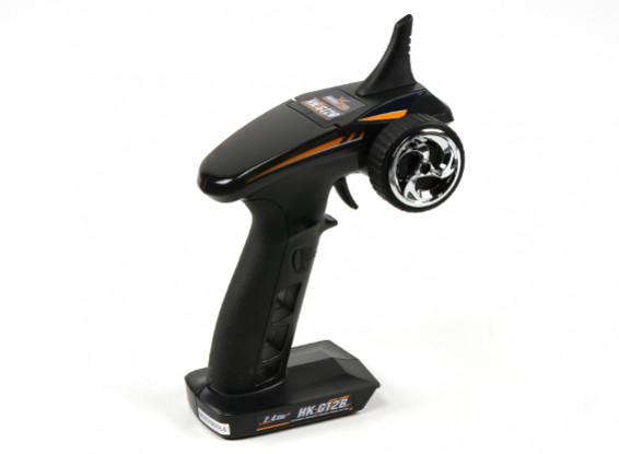 HobbyKing® ™ HK-GT2B 3CH 2,4 GHz Sender und Empfänger w / Akku Li-Ionen-Akku