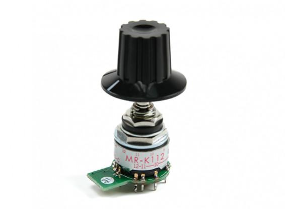 Turnigy DIY 6 Positionsschalter für Turnigy 9X / 9XR / 9XR Pro