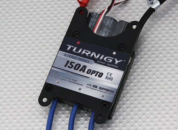 Turnigy K-Force 150A OPTO 2-6S Brushless Regler