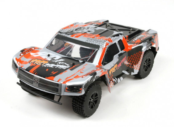 WL Toys 12.01 L979 2WD High Speed Short Course Truck w / 2,4-GHz-Funksystem (RTR)