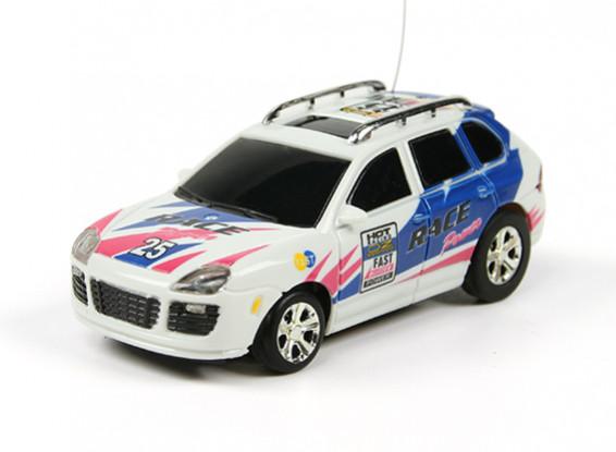 WL Toys 1/63 2015-1A Micro Desktop-Racer w / Transmitter (RTR)