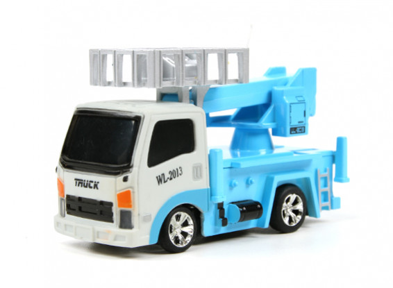 Maßstab 1:64 2-Kanal-Mini-RC Truck