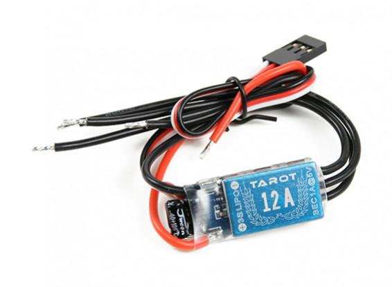 Tarot 12A Mini ESC (mit BEC)