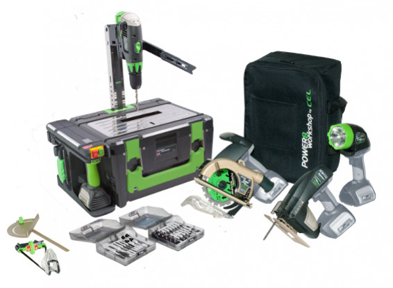 CEL WS3E POWER8 Workshop - Universal-Stecker