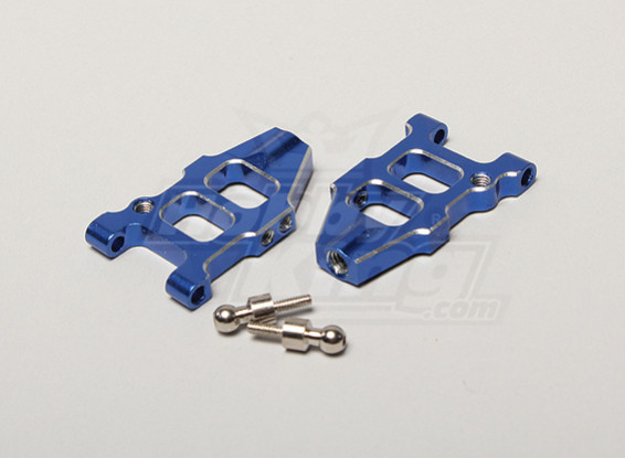 Aluminium-Front Suspension Arm (Lower) - Turnigy TR-V7 1/16 Brushless Drift Car w / Carbon-Chassis
