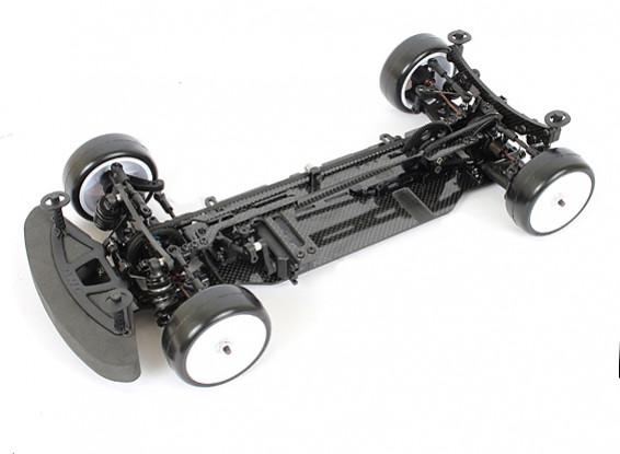 ARC R11 1/10 Elektro-Tourenwagen-Chassis (Un-Assembled Kit)