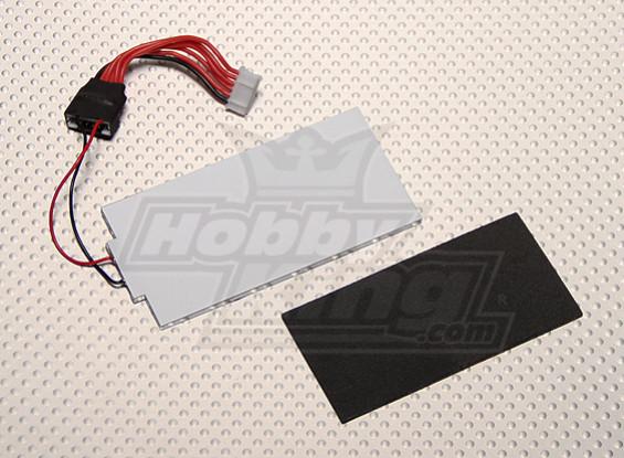 Turnigy 9X LCD-Hintergrundbeleuchtung Kit - Weiß (DIY)
