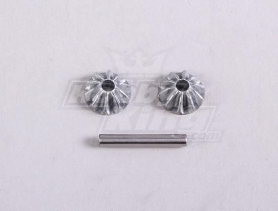 Diff. Kegelradfräsmaschine S. W / Shaft (1Pc / Bag) - A2016T und A3002