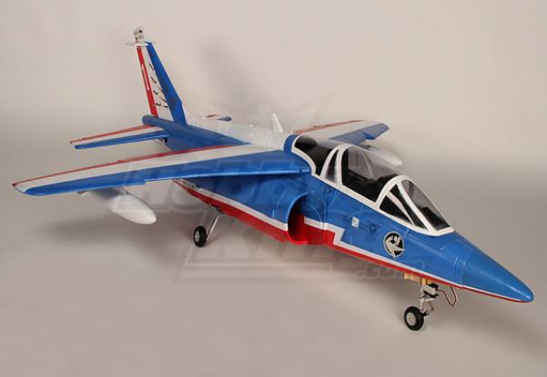 Dassault Alpha-Kämpfer 90mm Impeller EPO Plug-n-Fly (blau)