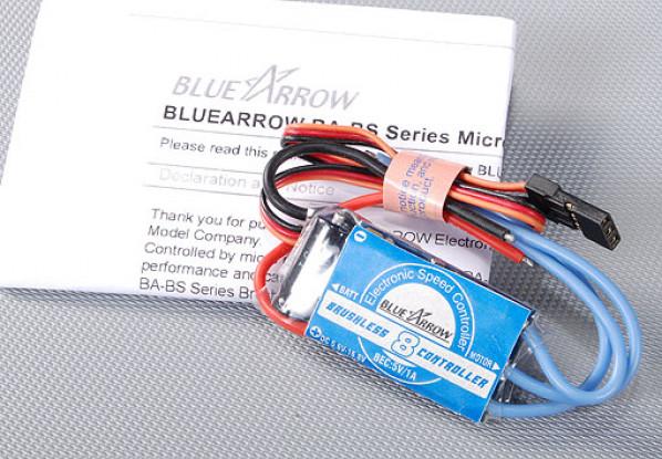 Blue Arrow 8A Brushless Regler